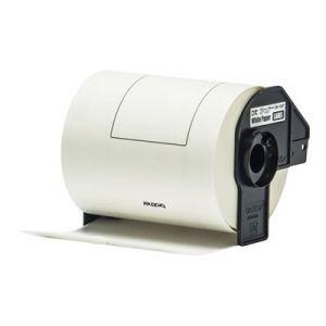 Brother DK-11247 - 180 étiquettes Noir sur blanc - 103 x 164 mm