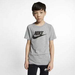 Nike Tee-shirt Sportswear Garçon plus âgé - GriTaille Male
