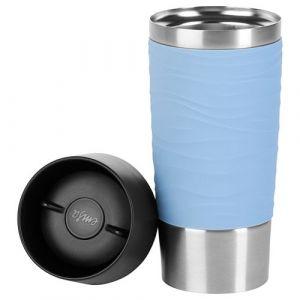 Emsa Travel mug wave 0l36 bleu pastel - Categorie fantome