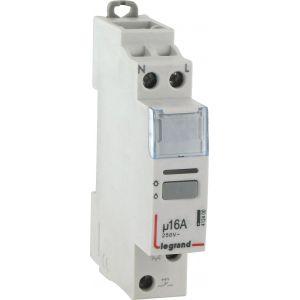 Legrand Télérupteur unipolaire silencieux 16A