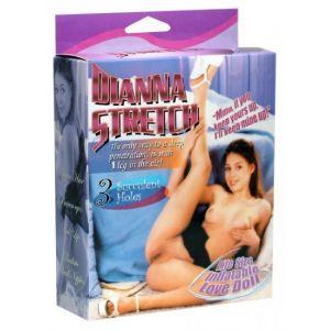 NMC Sex Toys Poupée Gonflable DIANNA Stretch