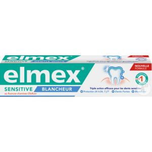 Elmex Sensitive Whitening Tandpasta