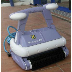 Robot de piscine haut de gamme comparer les prix sur for Robot piscine sur batterie