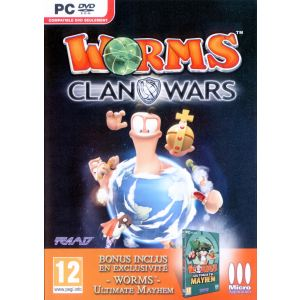 Worms : Clan Wars [PC]
