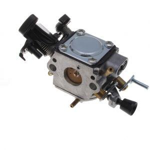 Jardiaffaires Carburateur adaptable pour tronçonneuse husqvarna 445 et 450