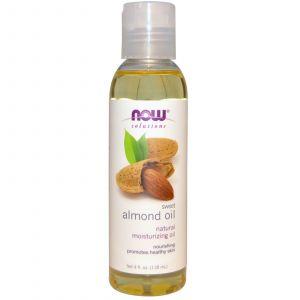 Now Foods Sweet Almond Oil -118 ml