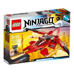 Lego 70721 - Ninjago : Le Superjet de Kai