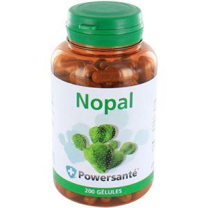 Powersanté Nopal - 200 gélules
