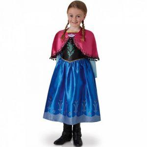 Rubie's Panoplie La Reine des Neiges (Frozen) : Anna 5/6 ans