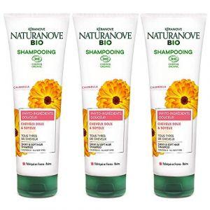 Kéranove Naturanove Bio - Shampooing calendula
