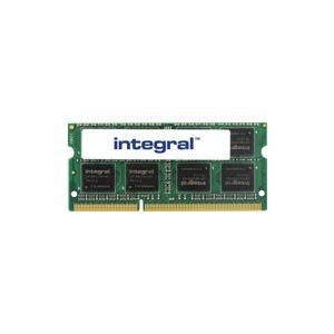 Integral IN3V8GNAJKXLV - Barrette mémoire 8 Go DDR3 1600 MHz SODIMM