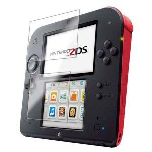 Film de protection écran (Screen Protector) + Chiffon pour Nintendo 2DS