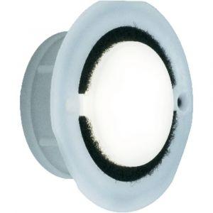 Paulmann Spot LED encastrable pour extérieur 1.4 W opale