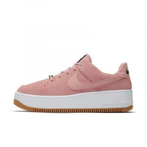 Nike Chaussure Air Force 1 Sage Low pour Femme - Rose - Taille 43 - Female