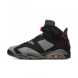 Nike Chaussure Air Jordan 6 Retro Paris Saint-Germain pour Homme - Gris - Taille 46 - Male