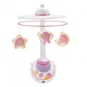 Chicco Mobile double projection First Dreams