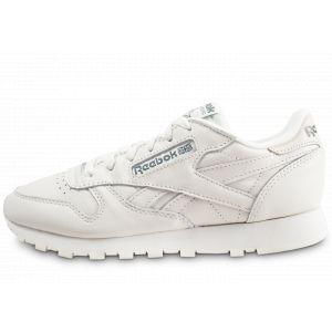 Reebok Chaussures Classic Classic Leather blanc - Taille 37