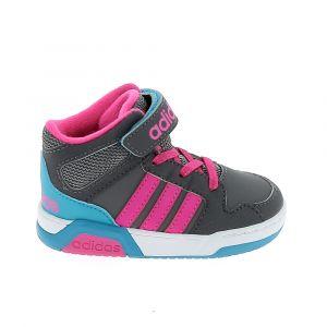 Adidas Basket mode sneaker bb9tis bb gris rose 19