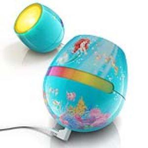 Image de Philips LivingColors Le petite Sirène - Lampe à couleurs changeantes
