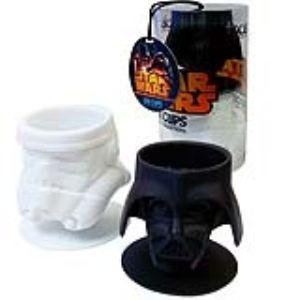 Aubecq 500256 - 2 coquetiers Star Wars Tools en silicone