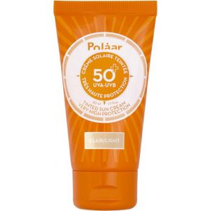 Polaar Sun - Crème solaire soin teintée SPF50+