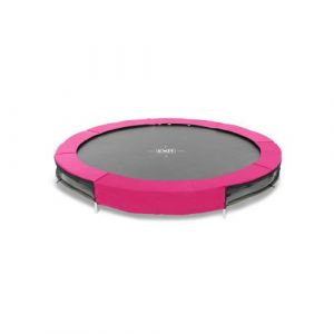 Exit Toys Trampoline Silhouette Ground 244 Rose 8ft