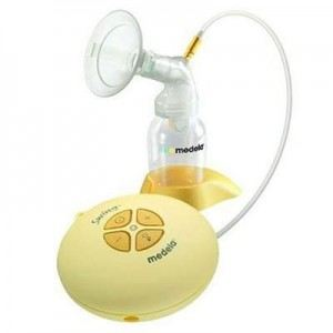 Medela 030.0038 - Tire-lait électrique Swing (simple pompage)