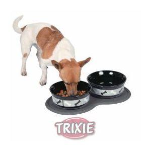 Trixie Set de table 45 x 25 cm pour gamelles