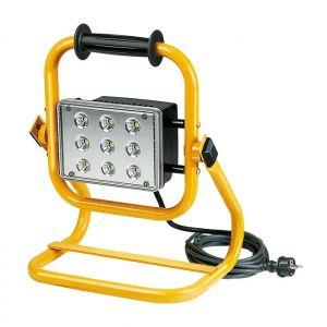 Brennenstuhl Projecteur led portable ml903 9x3w :