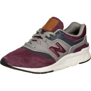 New Balance Cm997 chaussures Hommes bordeaux T. 45,0
