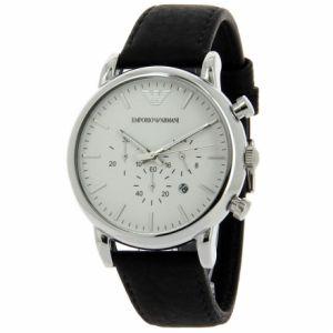 Emporio Armani AR1807 - Montre pour homme Quartz Chronographe