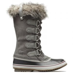 Sorel Joan of Arctic, Bottes de Neige Femme, Gris (Quarry, Black 052), 36 EU