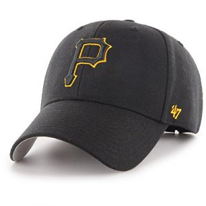 47 Brand Pittsburgh Pirates MVP Cap - Black