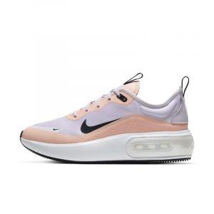 Nike W Air Max Dia, Chaussure de Course Femme, Light Violet/Black-Crimson Tint-White, 39 EU