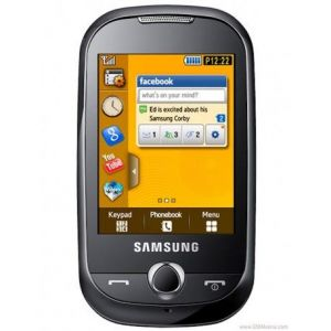 Samsung Corby (GT S3650)
