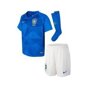 Nike Brésil Maillot Extérieur Coupe du Monde 2018 Mini-Kit Enfant