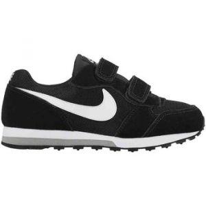 Nike MD Runner 2 (PSV), Chaussures de Gymnastique Garçon, Noir (Blackwhitewolf Grey 001), 28 EU
