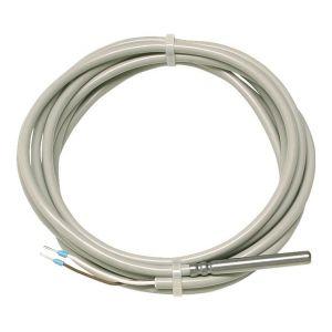 Jumo Capteur de température 00059085 Type de sonde Pt100 Gamme de mesure 5 à 80 °C Longueur du câble 2.5 m 1 pc(s)