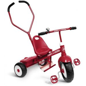 Radio Flyer Tricycle Steer & Stroll Trike