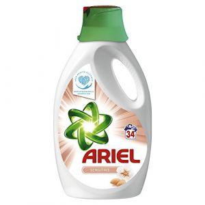 Ariel Lessive liquide Sensitive 34 lavages 2,21 L