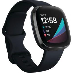 Fitbit Sense Noir - Montre sport
