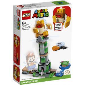 Lego 71388 Super Mario Ensemble d'Extension La Tour Infernale du Boss Frère Sumo, Jouet Enfant 6 ans, Jouet à Collectionner