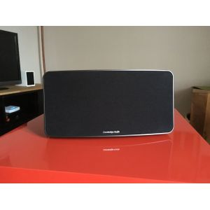 Cambridge Audio Air 100 v2 - Enceinte nomade Bluetooth (AirPlay,Radio Internet,Wifi)