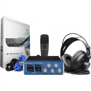 PreSonus AudioBox96 studio - Interface + micro + casque