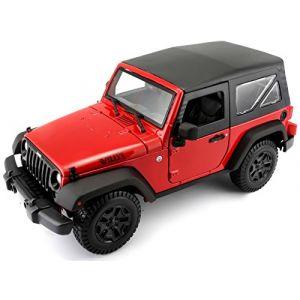 Maisto 31676y - Jeep Wrangler - 2014 - Echelle 1/18