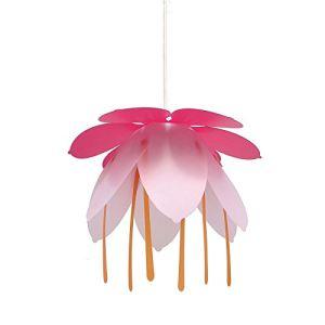 Rosemonde et Michel Coudert Suspension luminaire Fleur