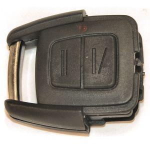 Neoriv Coque de clé télécommande OPE22