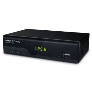 Metronic DVB-S2 HD - Terminal satellite TouchBox HD3