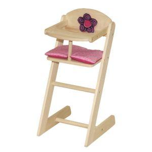 Roba Chaise haute pour poupon Happy Fee