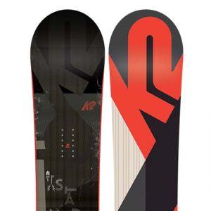 K2 Sports Standard Wide 2017 - Planche de Snowboard Homme